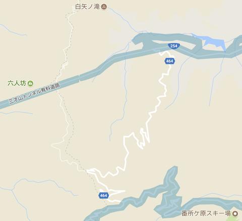 長野県道464号線