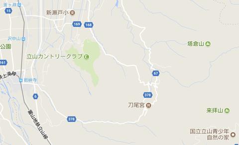 富山県道378号線