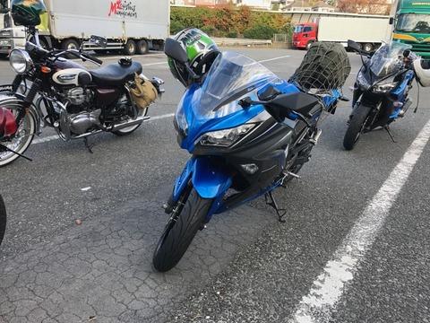 レンタルバイクで忘年会ツーリング!