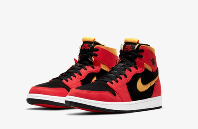 AJ1ZOOM CHILE RED
