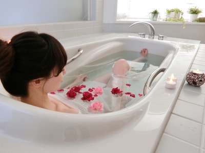 「40・15入浴法」イメージ