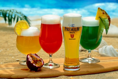 PREMIUM Beer Terrace by the beach_ドリンク