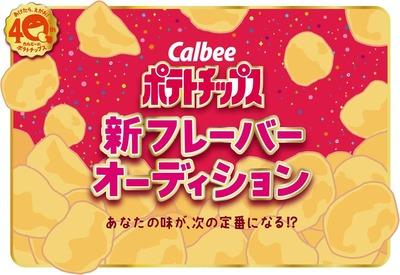 【カルビー】新フレーバーオーディション_画像
