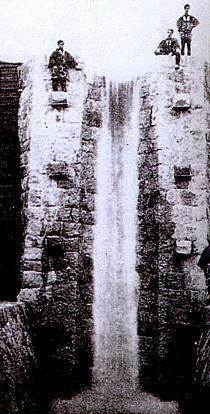 03 麓山の滝(昔)