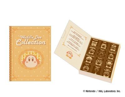 ワドルディコレクション ブックチョコレート