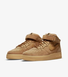 【nike公式】エア-フォース-1-mid-flax-