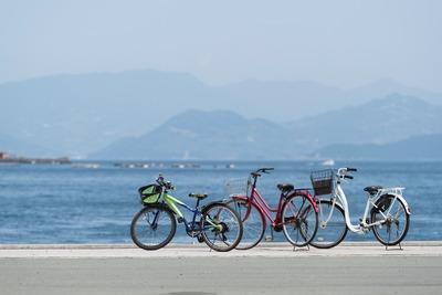 八幡浜大島_レンタサイクル