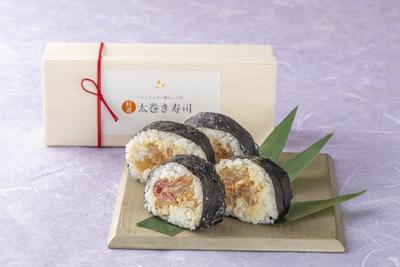 えさきのおべんとう_天然真鯛の太巻き寿司�