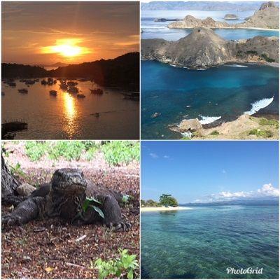 インドネシアの島々を訪ねて(写真)
