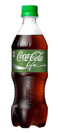 「コカ・コーラ ライフ」_画像