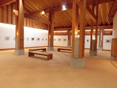 館内展示風景