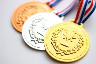 メダル写真
