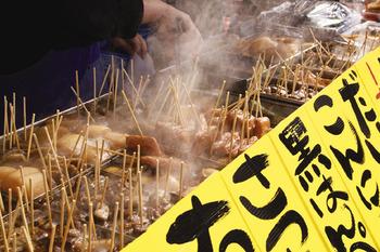 静岡おでんフェア2015開催風景�