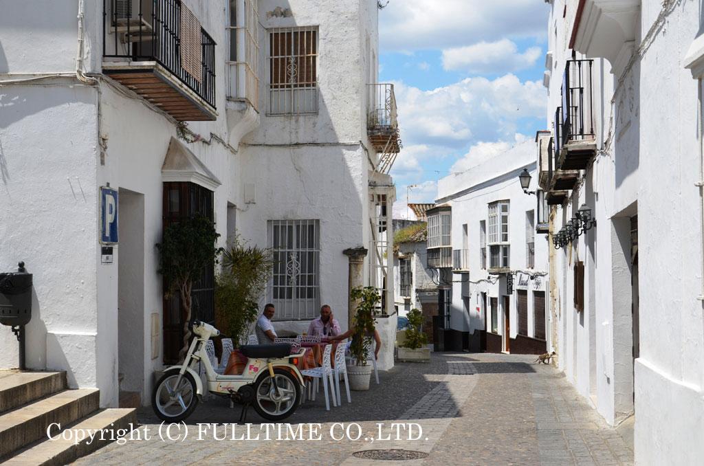 【EU旅レポ】スペインで人気「白い村」 美しくないウラ事情 ...