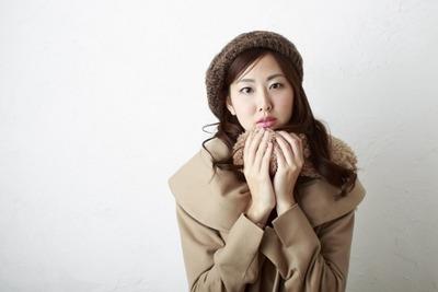 写真AC コートを着た女性9