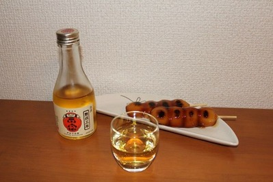 日本酒(ダルマ政宗)