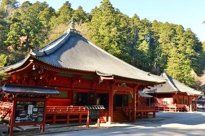 ●世界遺産 日光山輪王寺