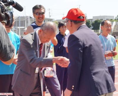 写真② 2019全日本連合表彰式 鴻池表彰
