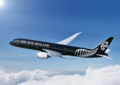 Air NZ black