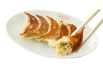 07餃子の翠葉本店 翠葉餃子