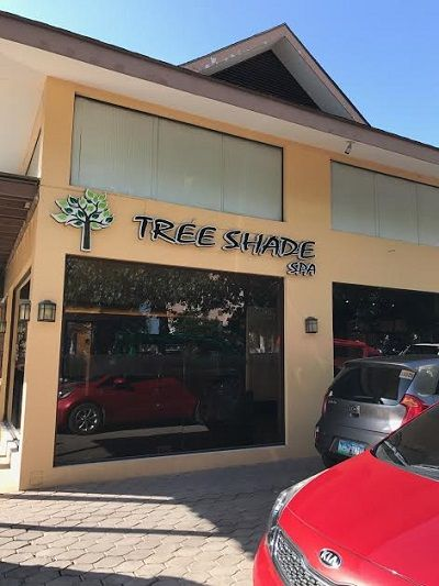TREE SHADE SPA 1