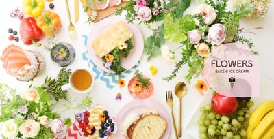 【店舗】FLOWERS BAKE_ICE CREAM_画像