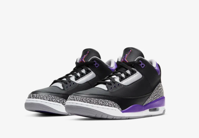 AJ3COURT PURPLE