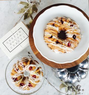 バントケーキ