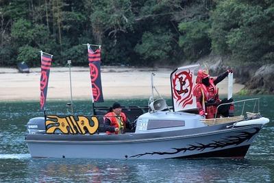 海賊船 小
