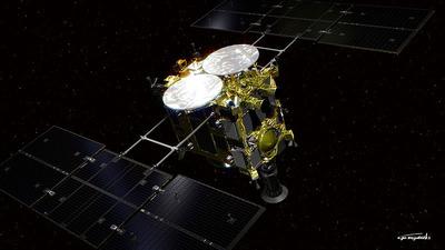 800px-小惑星探査機_はやぶさ2_CGモデル