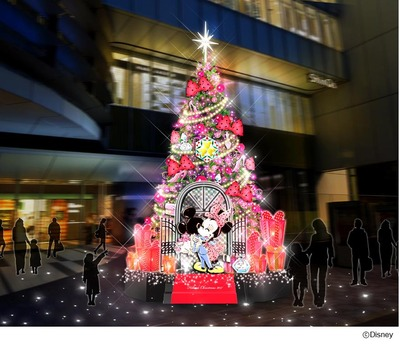 「shibuya Hikarie Christmas 2017 〜WONDERLAND〜」