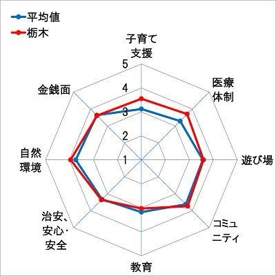 5栃木レーダーチャート
