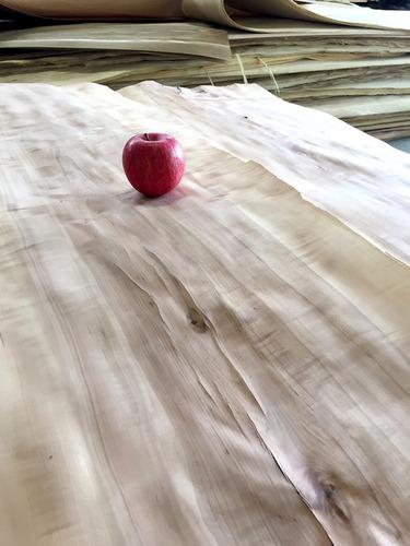 私ん家 -りんごの突板-