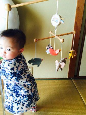 子どもの記録(9ヶ月)