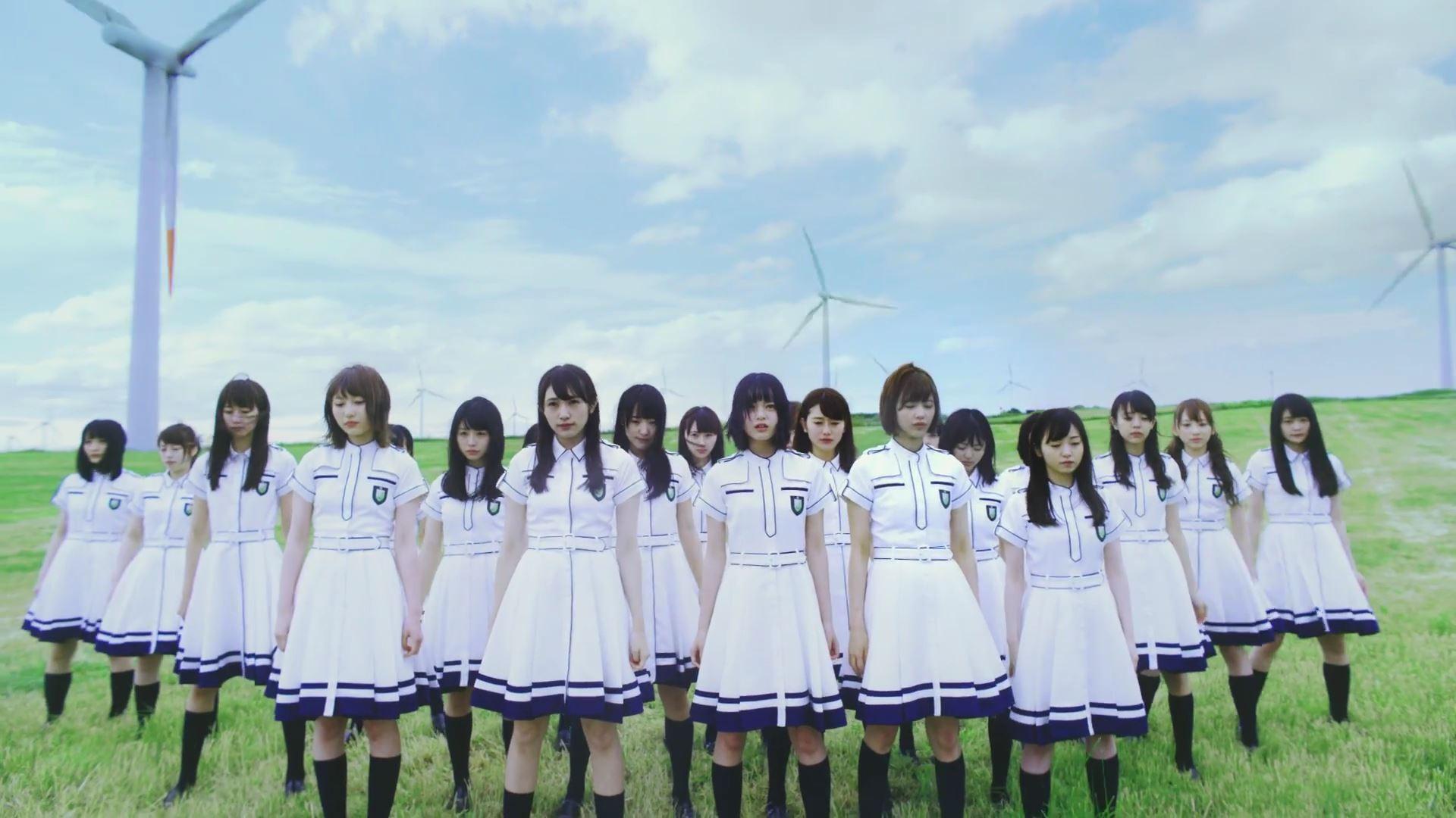 欅坂46「世界には愛しかない」PV