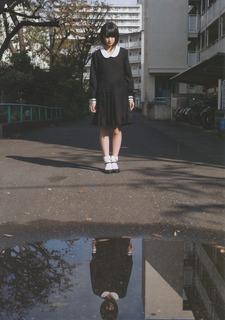 乃木坂46 井上小百合 UTB 2014年12月号 vol.224