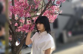 欅坂46 藤吉夏鈴 EX大衆 2019年5月号