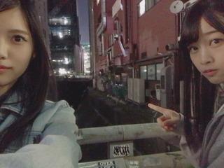 欅坂46 上村莉菜 原田葵