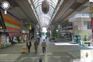 サンモール一番町商店街