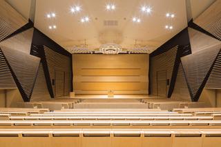 東京理科大学葛飾キャンパス 図書館大ホール
