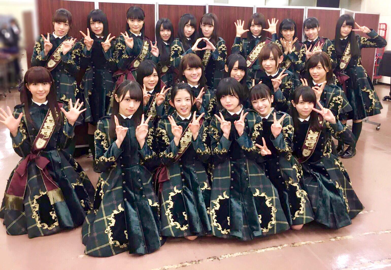 欅坂46 NHK紅白歌合戦