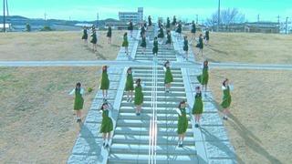 欅坂46「W-KEYAKIZAKAの詩」PV