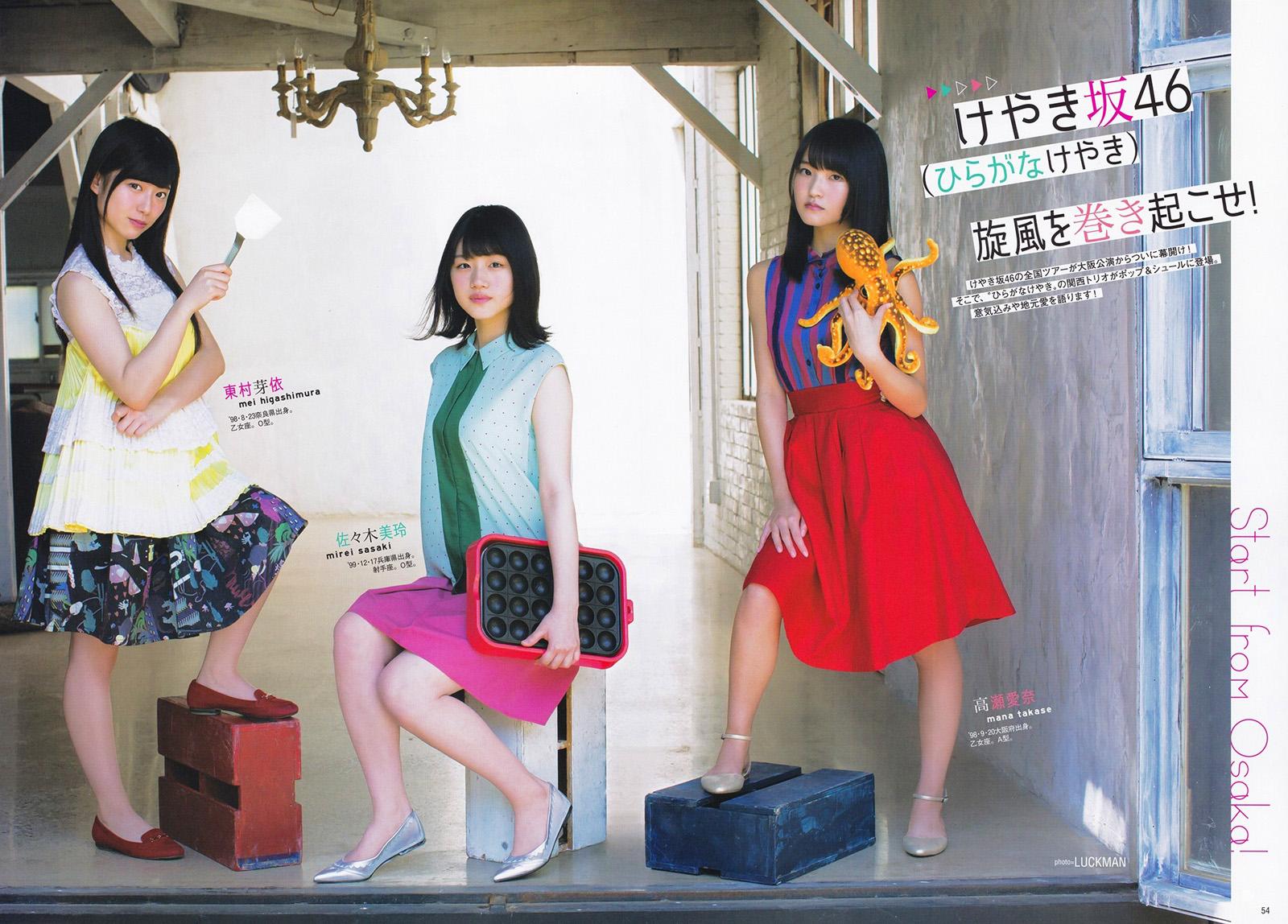 けやき坂46: Fumi Diary 2号店 : 他社