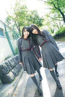 けやき坂46 高本彩花、齊藤京子 BUBKA 2017年7月号