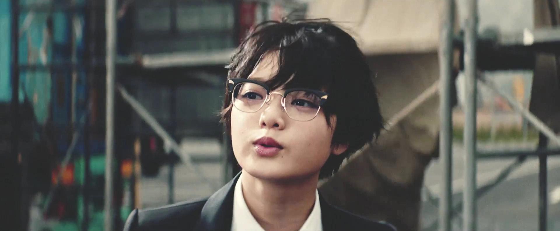 欅坂46「MECHAKARI 風に吹かれても篇」CM 平手友