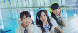 乃木坂46「夏のFree&Easy」PV (井上小百合、星野みなみ、堀未央奈)