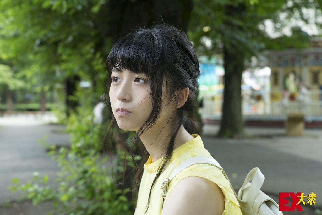 欅坂46 長濱ねる Ex大衆 16年8月号写真撮影場所 Fumi Diary 2号店