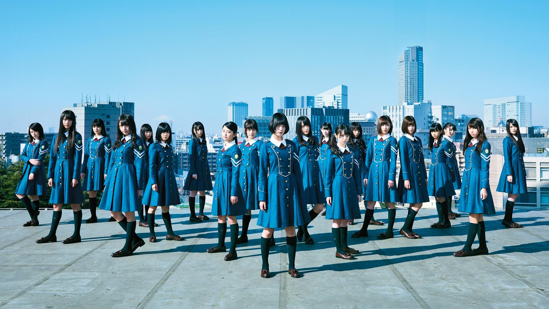欅坂46アーティスト写真撮影場所 Fumi Diary 2号店