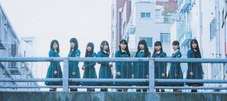 欅坂46「サイレントマジョリティー」通常盤