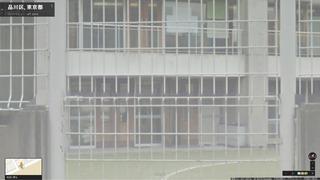 品川エトワール女子高等学校 ダンスホール